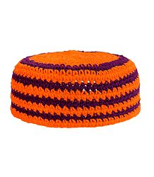 Woolen Muslim Prayer Cap