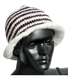 Striped Woolen Hat