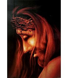 Jesus Christ and the Crown of Thorns