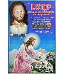 Buy Online Shepherd Jesus Christ Poster