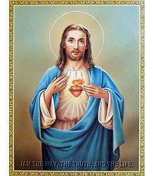 Buy Jesus Poster