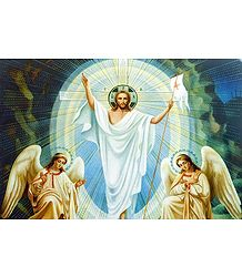 Resurrection of Jesus Christ - Poster