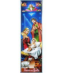 Birth of Jesus Christ - Poster