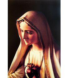 Shop Online Our Lady of Fatima - Mother Mary Poster