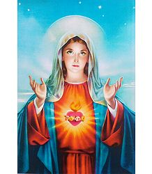Mother Mary - Poster