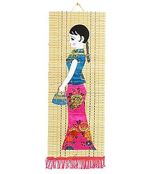 Party Girl - Wall Hanging