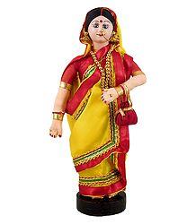 Bengali Lady