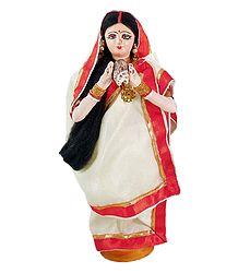 Shop Online Bengali Lady Doll