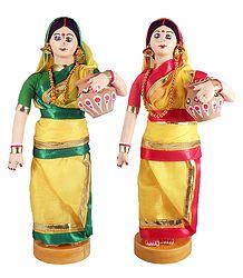 Indian Costume Dolls - Buy Online