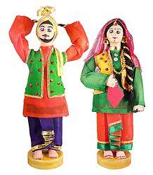 Bhangra Dolls