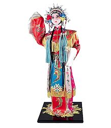 Shop Online Chinese Opera Character Doll