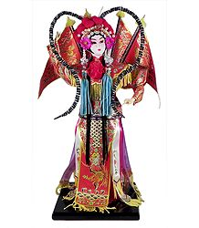 Buy Online Chinese Costume Doll