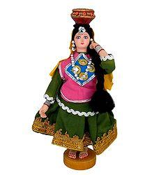 Rajasthani Doll