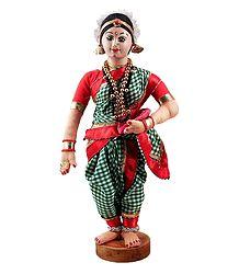 Fisherwoman from Maharashtra