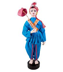 Gujrati Man Doll