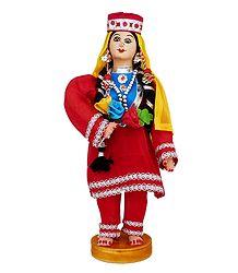 Kashmiri Doll