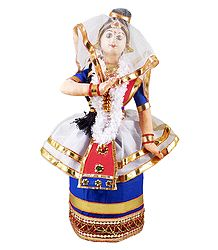 Manipuri Dancer Dolls