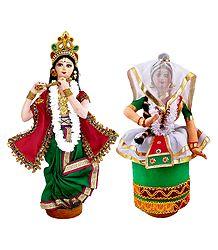 Radha Krishna - Manipuri Dancers