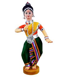 Odissi - Classical Dancer from Orissa