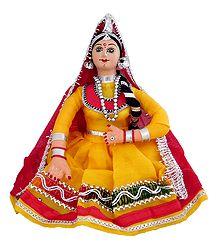 Rajasthani Cloth Doll