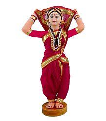 Tamasha Folk Dancer from Maharashtra