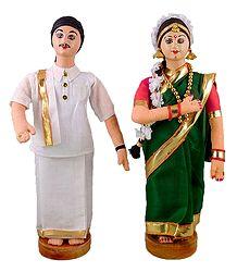 Tamil Bridal Doll