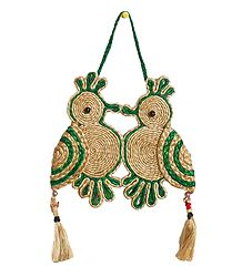 Jute Birds - Wall Hanging