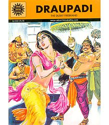 Draupadi - The Dusky Firebrand - Book