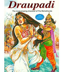 Draupadi - The Most Amazing Character of the Mahabharata - Book