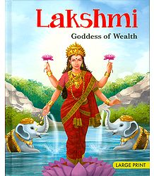 Lakshmi - Goddess of Wealth
