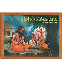 Mahabharata - the Great Indian Epic - Book