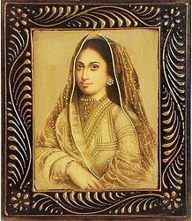 Nautch Woman