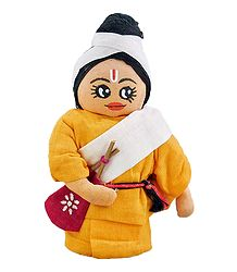 Baul Singer - Cloth Doll
