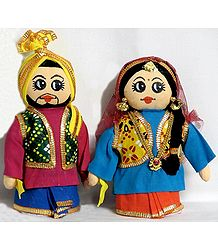 Bhangra Dancers - Dance from Punjab