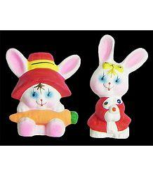 Little Bunny Friends
