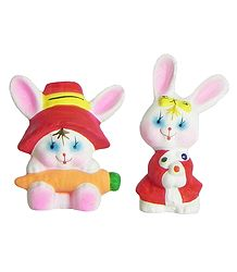 Little Bunny Friends - Set of 2