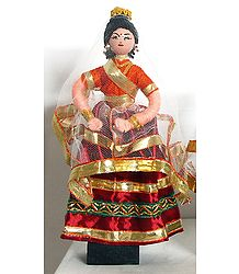 Manipuri Dancer