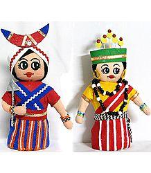Naga Dancers: Tribal Dancers from Nagaland
