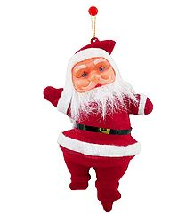 Hanging Red Santa Claus for Christmas Decoration