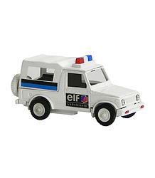 Indian Toy Police Van