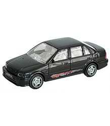 Buy Black Acrylic Honda City