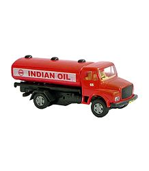 Acrylic Indian Oil Tanker