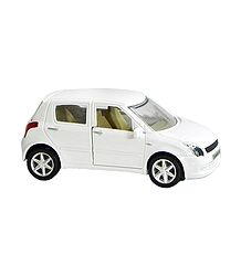 Acrylic White Maruti Swift