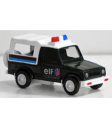 Maruti Gypsy Police Van