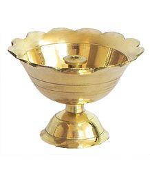 Devdas Brass Oil Lamp