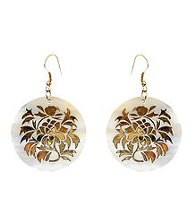 Designer Shell Earrings