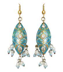 Shop Online Meenakari Lac Earrings