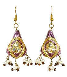Shop Online Meenakari Earrings
