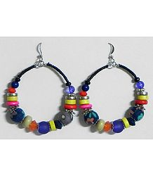 Multicolor Beaded Ring