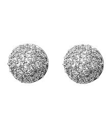 Buy Metal Stud Earrings